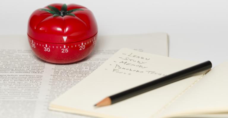 pomidor i zeszyt obrazek